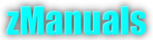 zManuals Logo
